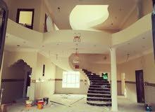 للبيع بيت كبير ف سلطنة عمان مساحة البناء 606متر