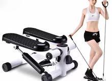ميني ستيبر جهاز الخطوات للتمارين الرياضيه و حرق الدهون وشد الجسم والتنحيف