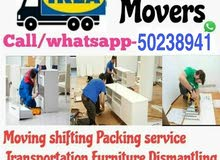 Qatar moving and shifting packing