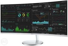 SAMSUNG Qled monitor 34 inch