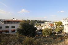 قطعة أرض في خلدا ( مطلة على دابوق ) سكن خاص مع منسوب للبيع من المالك مباشرة