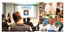 سلامة الأغذية للمبتدئين والمتوسط والمحترفين Food Safety Training