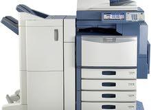 صيانة جميع انواع ماكينات التصوير الورقية وتوريد جميع الأحبار
