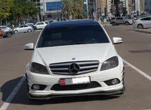 للبيع مرسيدس c300 موديل 2011 بانوراما خليجي بحالة ممتازة