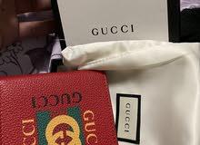 محفظة قوتشي اصلية جديدة Gucci original