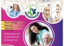 Home care nursing service available.old care and baby care and Physio therapy any area in Kuwait