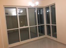 غرفتين وصاله اول ساكن للايجار السنوي في عجمان الراشدية