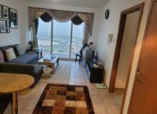 دبي شارع الشيخ زايد غرفة وصالة مفروشة سوبر لوكس - ايجار شهري شامل