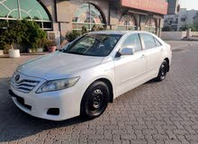 Toyota Camry 2011 less mileage