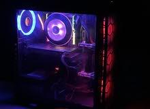 pc gaming and gaming monitor