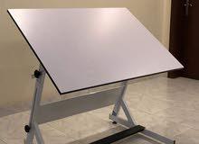 طاولة رسم