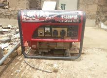 مولد كهرباء 3 كيلو مستخدم نظيف دينمة نحاس ب 35 الف ريال فقط
