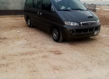 Hyundai H-1 Starex 2002 For sale - Grey color