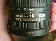Nikon 24 -120mm