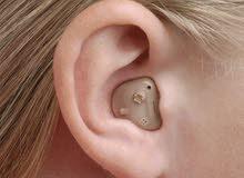 سماعات طبيه لضعف السمع فقط 28 الف