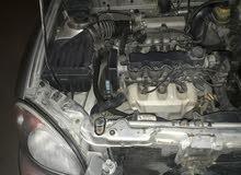 لانوس 2 موديل 2001 بحالة جيدة للبيع