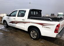 Automatic White Toyota 2010 for sale