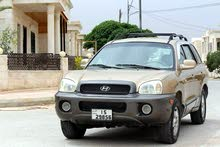 Available for sale! 0 km mileage Hyundai Santa Fe 2002