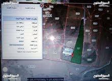 بيت 4 شقق مع قطعة ارض 17دونم للبيع مادبا خربة الهلاليه