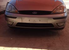 Used condition Ford Focus 2002 with +200,000 km mileage