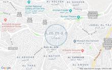 ارض للبيع بشفا بدران حوض ذهيبه اراضي شمال عمان محاطة بالڤيلل