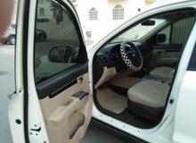 هيونداي سنتافي الدفع الرباغي وكالة عمان موديل 2010 فل اوتوماتيك نظيفة جدا بسعر ر