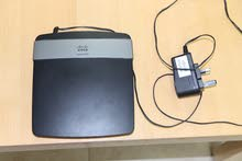 Du TV Box, remote & Linksys Wifi Router