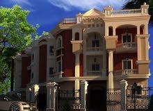 شقة بالحي الثالث غرب بالشروق بحري صريح مساحة 158م