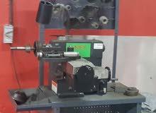 مكينة مخرطة درام ويل تقنية حديثة