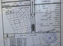 للبيع أرض سكنية كورنر الموقع ( الصومحان ) ولاية بركاء