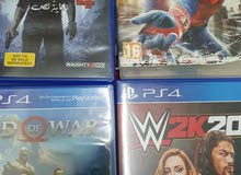 uncharted 4 SPIDERMAN 4.W2K2D.العباب بلايستيشن 4 PS4