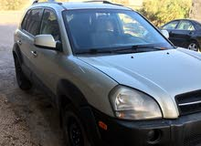 Used condition Hyundai Tucson 2005 with +200,000 km mileage