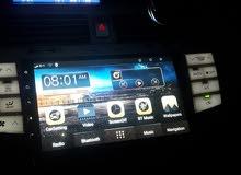 شاشه تيوتا افلون 2008 استخدام شهرين اندرويد 8.0