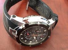 ساعة سويسرية ممتازة للبيع cerruti 1881