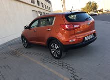For sale 2014 Orange Sportage