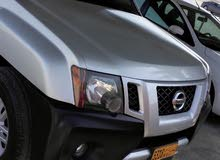 Silver Nissan Xterra 2014 for sale