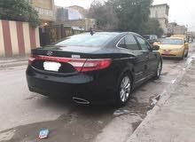 Black Hyundai Azera 2012 for sale