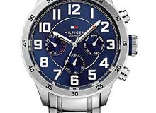 Tommy Hilfiger Men's Stainless Steel Watch with Link Bracelet