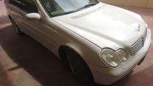 مرسيدس Mercedes C200 موديل 2005