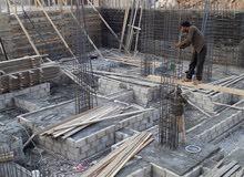 للبناء والتنفيذ الهندسي للمشاريع الصغيره والكبيره عظم وتشطيبات كاش او اقساط