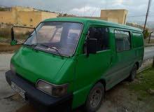 Diesel Fuel/Power   Kia Besta 1994