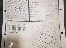 أرض للبيع في العامرات الحشيه الأولى مخطط جديد مطلوب فيها 10.000الاف