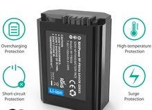 بطارية لكاميرات السوني - Sony Mirrorless Battery