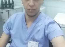 ممرض منزلي