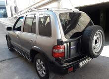 Used condition Kia Sportage 2001 with 140,000 - 149,999 km mileage
