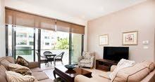 شقة سوبر ديلوكس مساحة 110 م² - في منطقة عبدون للايجار