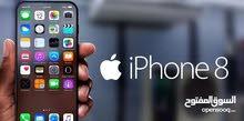 I Phone 8 Plus  للبيع اقساط