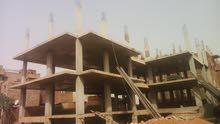 تنفيذ مباني هياكل خرسانية ولود بيرنق بالمراحل