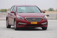 Gasoline Fuel/Power   Hyundai Sonata 2015