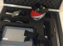 للبيع معدات كامله لكشف الخرير For sale complete equipment to detect the defect